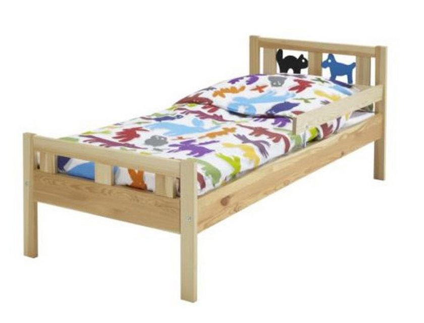 Łóżeczko z Ikei