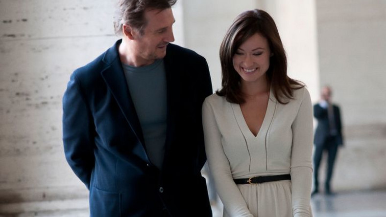"Olivia Wilde i Liam Neeson w filmie ""Third Person"""