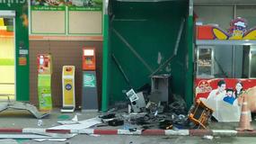 Polak za pomocą butli z gazem wysadził w Bangkoku bankomat
