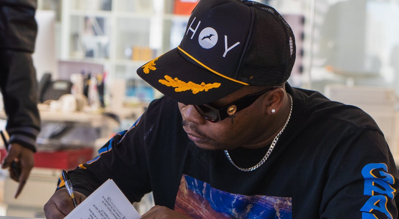 Olamide's YBNL signs a joint venture deal with American music company, Empire Distribution