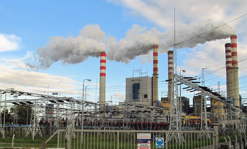 Tragiczny wypadek na terenie elektrowni w Koninie.