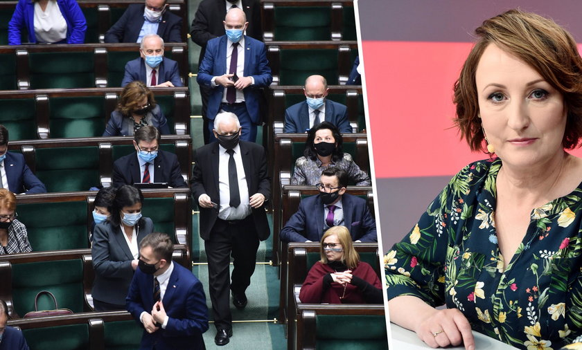 - Zjednoczona Prawica coraz mniej zjednoczona - uważa Agnieszka Burzyńska