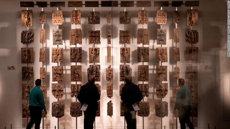 British Museum makes plans to loan Benin bronzes to Nigeria