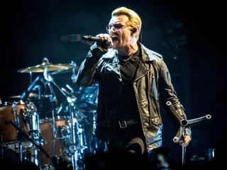 Italy : U2 live concert in Turin