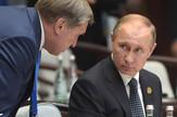 Jurij Ušakov i Vladimir Putin