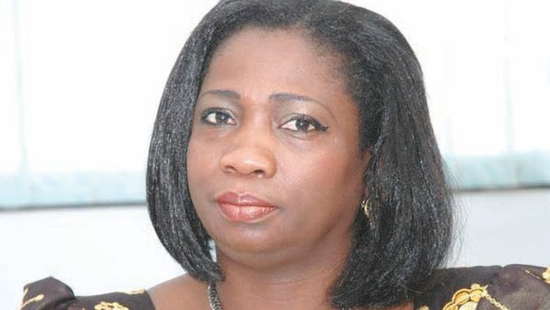 Mrs Abike Dabiri-Erewa, the Senior Special Assistant to President Buhari on Foreign Affairs and Diaspora (TheNation)