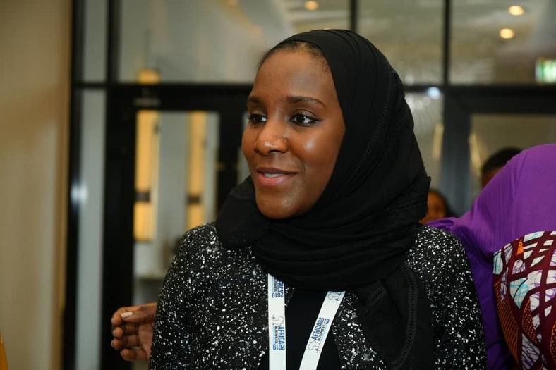 Halima Dangote, executive director of Aliko Dangote Foundation