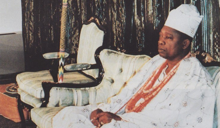 Late Chief Abiola was posthumously honoured by President Buhari. Abiola is presumed winner of June 12, 1993 presidential election (Punch)