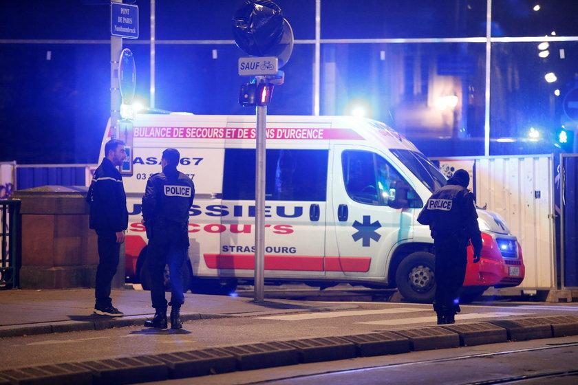 Strzelanina w Strasburgu. Jest wielu rannych