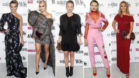 Kobieta Roku Glamour 2017: gwiazdy na rozdaniu nagród. Która miała najlepszą stylizację?