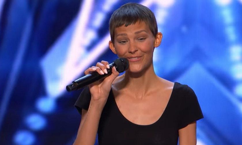 """Jane Marczewski była typowana na wygraną w amerykańskiej edycji """"Mam Talent!""""."""
