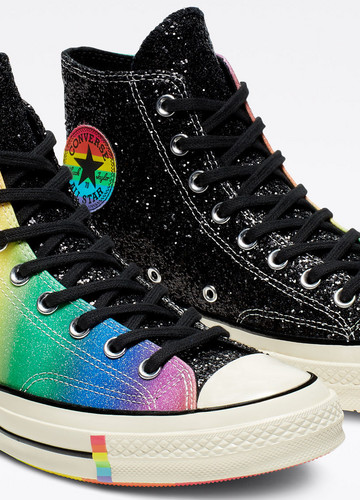factory authentic 03095 215b9 Converse releast Pride-Kollektion zum 50. Jubiläum der New ...