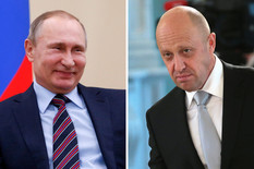 Vladimir Putin Jevgenj Prigožin pokrivalica diptih foto tanjug ap profimedia