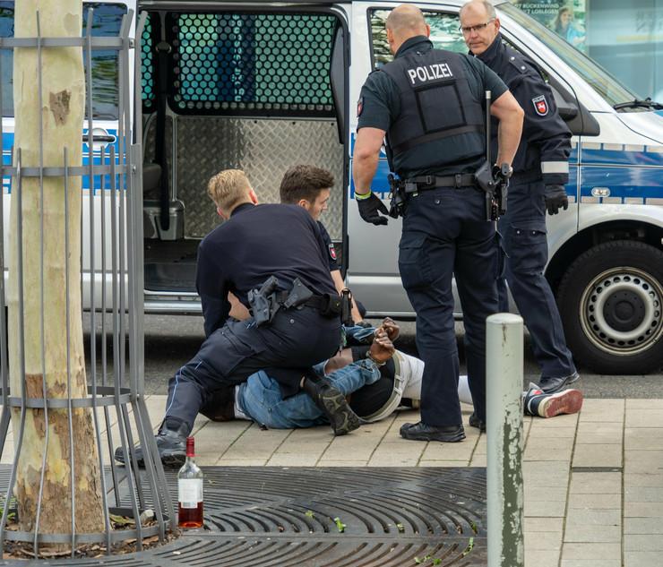 nemačka policija