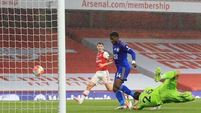 How Wilfred Ndidi and Kelechi Iheanacho fared against Arsenal