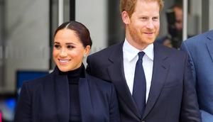 Meghan Markle and Prince Harry are joining fintech, DealBook first reported.