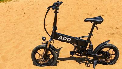 E-Klapprad Ado A16 im Test: 70 km Reichweite für 550 Euro