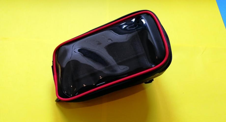 Fahrradlenkertasche für Smartphones von Bwbike