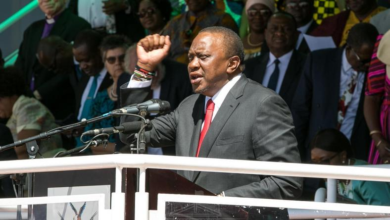 Image result for images of uhuru speaking in Namibia