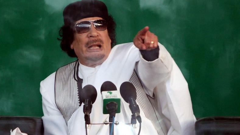 MTK: Prokurator wystąpił o nakaz aresztowania Kadafiego
