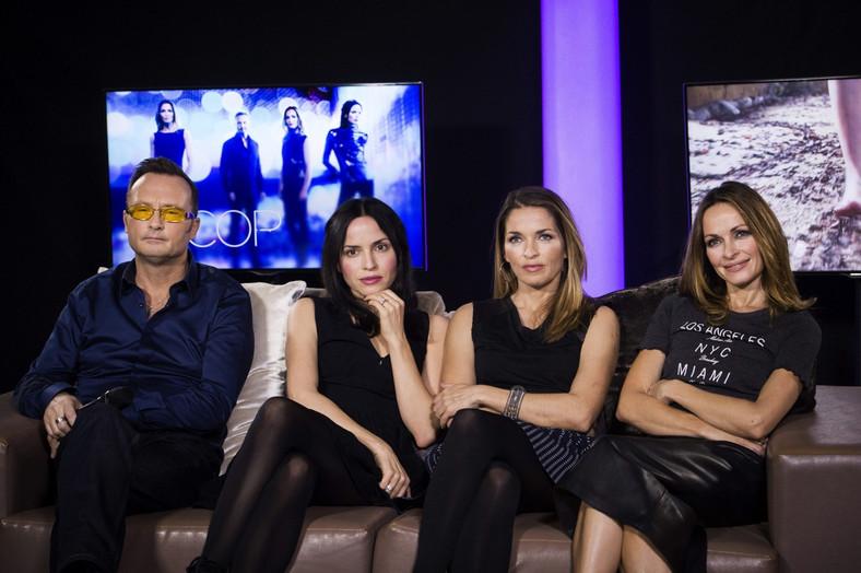 The Corrs: Jim, Andrea, Caroline i Sharon Corr