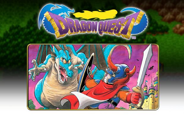 Dragon Quest - za projekt graficzny gry odpowiadał twórca Dragon Balla Akira Toriyama