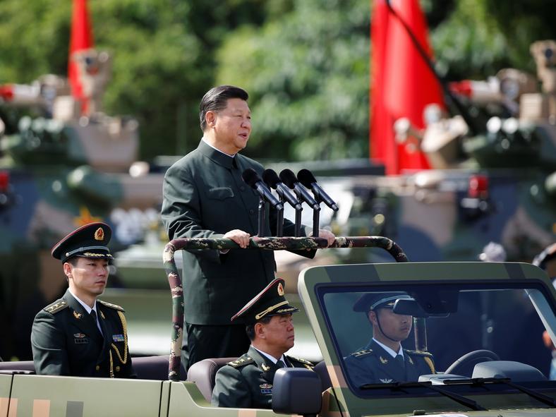 Xi Jingping army