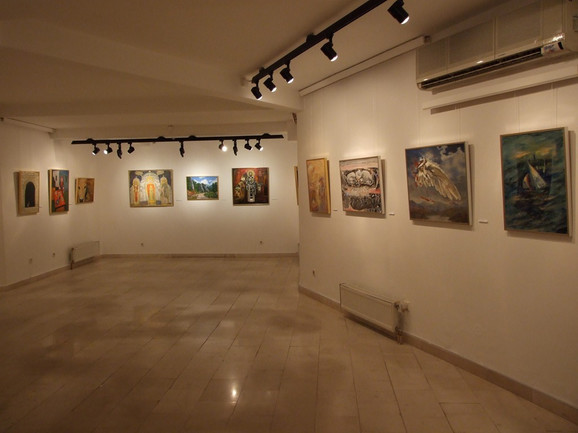 Izložba ruskih slikara