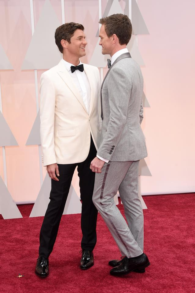 Neil Patrick Harris i David Burtka