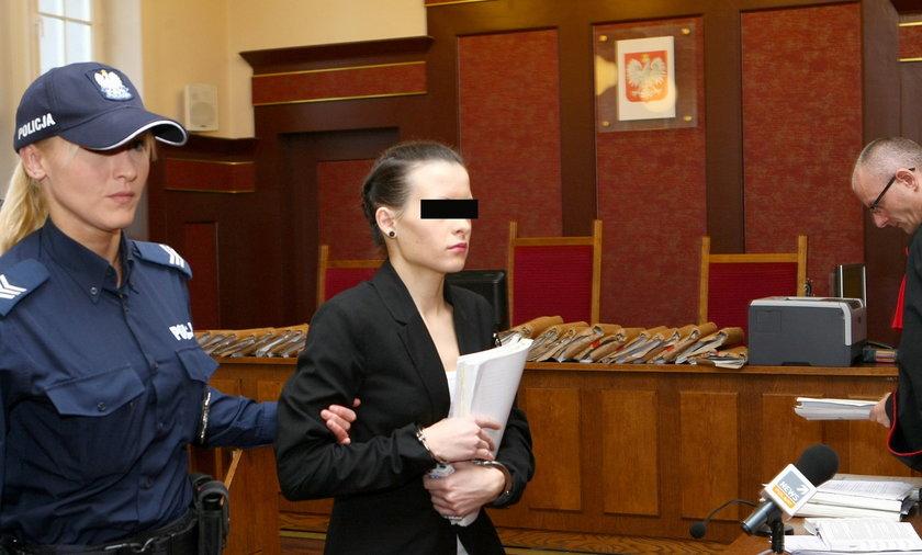 Rozprawa Waśniewskiej