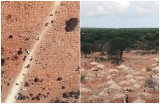 Snimci iz Somalije