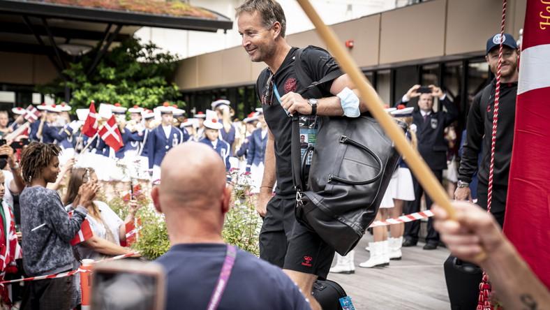 Trener Danii Kasper Hjulmand