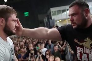 Šamaranje do besvesti: Rusi su izmislili NAJGLUPLJE I NAJBRUTALNIJE takmičenje na svetu, a evo kako to izgleda (VIDEO)