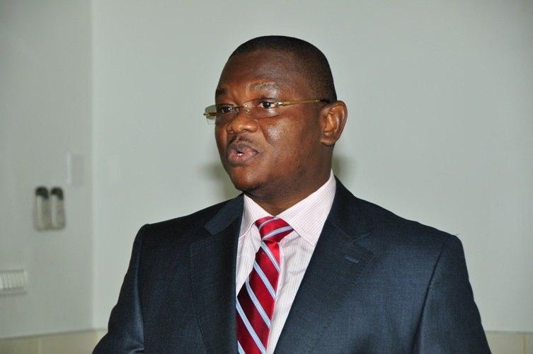 Chief Executive Officer of National Health Insurance Authority, Sylvester Mensah