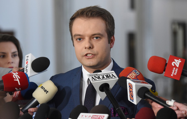 Rzecznik rządu Rafał Bochenek, PAP/Radek Pietruszka