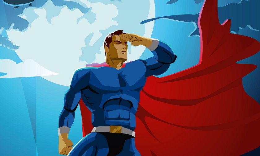 Superman zostanie biseksualistą.