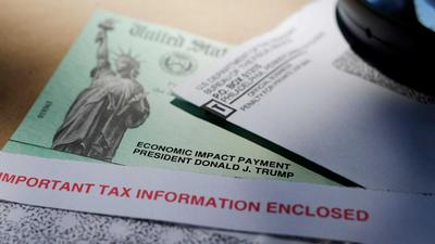 The IRS says stimulus checks issued to dead people don't need to be returned