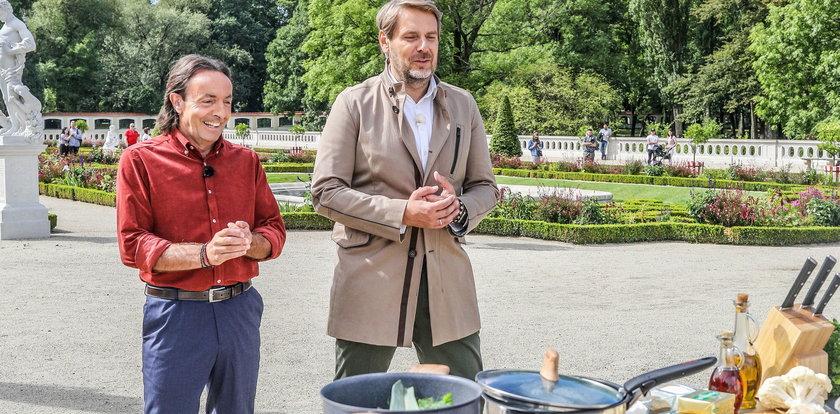 """""""MasterChef"""". Wojciech Modest Amaro gościem odcinka. Skrytykuje lawę czekoladową uczestniczki"""