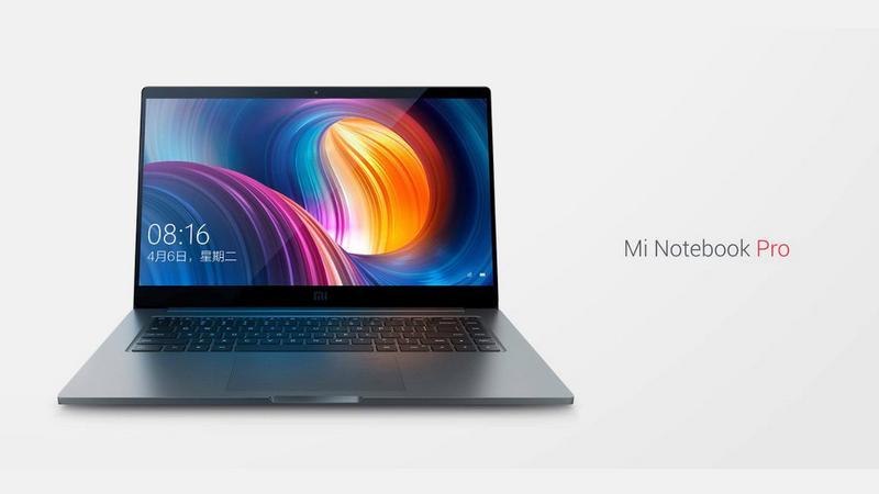 Nowy notebook Xiaomi rywalem dla MacBooka Pro