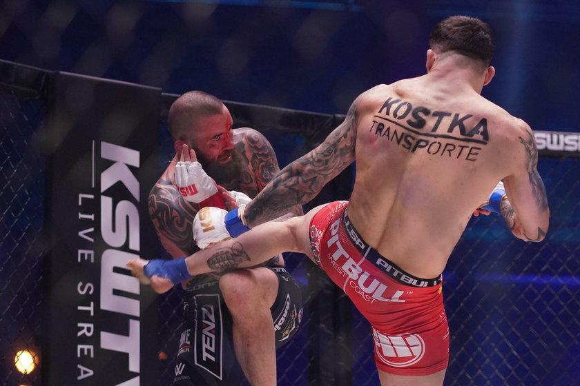 Roberto Soldić (25 l.) zakończył walkę z Michałem Materlą (36 l.) w 4 minuty i 40 sekund. Wygrał przez TKO