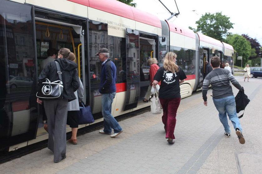 Info o tramwajach w komórce