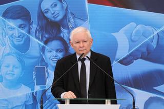 Jarosław Kaczyński: Tusk musi wrócić, bo nie ma innego wyjścia