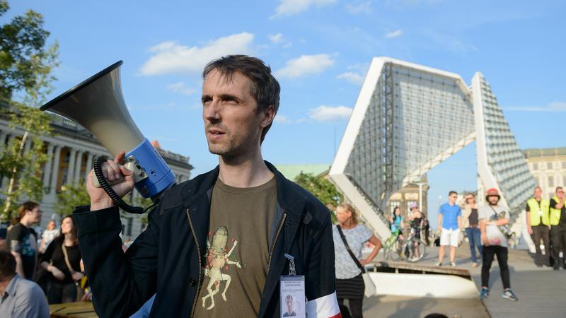 Wojciech Ziemilski, reżyser spektaklu