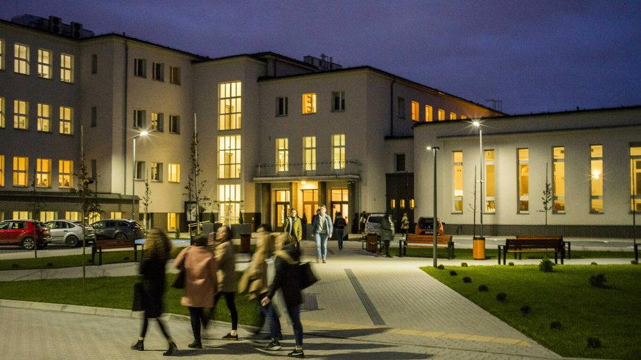 UAM cieszy się dużą popularnością wśród studentów z Ukrainy