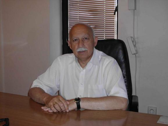 Novica Adamović, predsednik župskih socijalista i potpresednik opštine Aleksandrovac