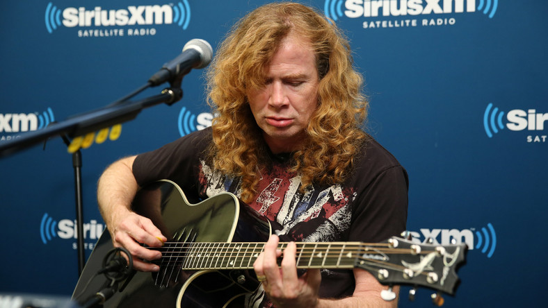 Dave Mustaine, lider Megadeth