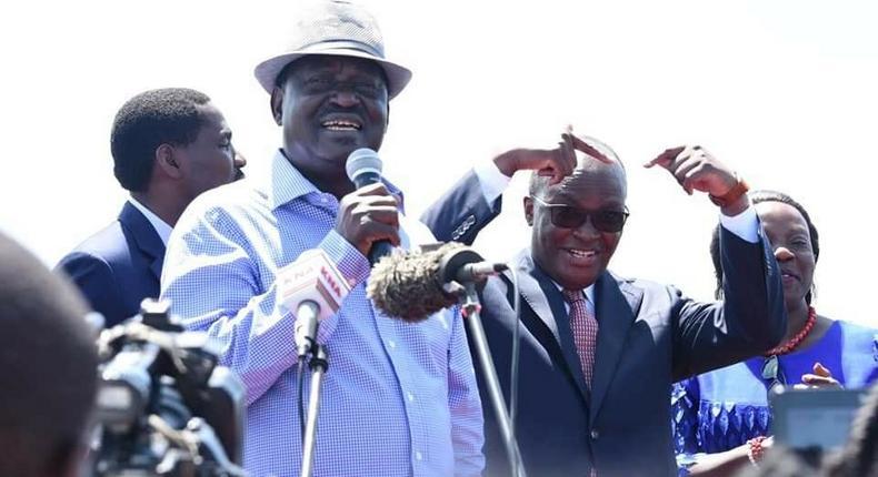 Anyang Nyong'o buys newspaper advert to apologise for Raila heckling in Kisumu