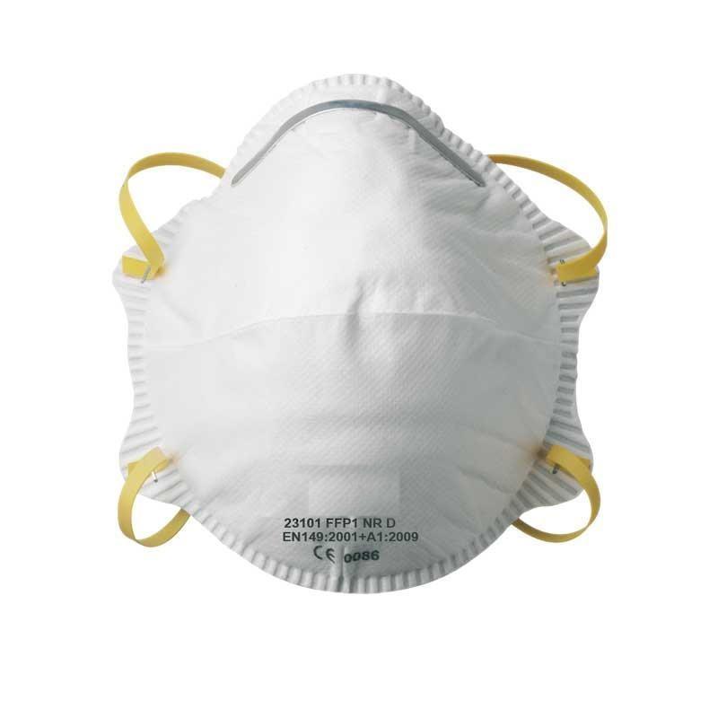 FFP1 szájmaszk - kb. 250 Ft