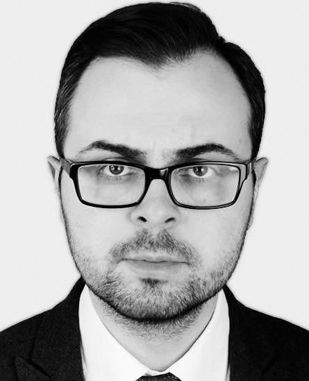 dr Mikołaj Małecki Wydział Prawa i Administracji UJ, autor bloga Dogmaty Karnisty