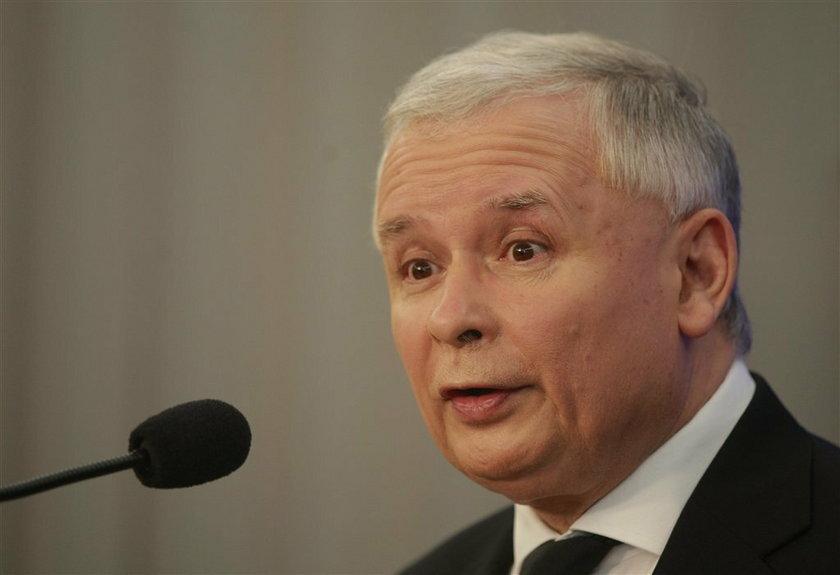 Kaczyński chce być prezydentem